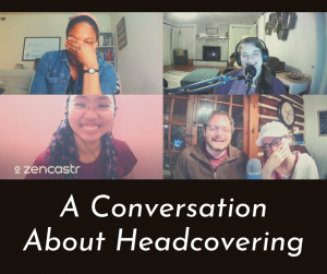 Headcovering? A chat on That Jesus Podcast