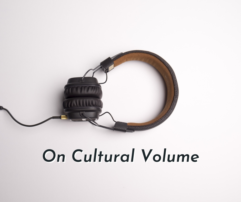 On cultural volume – A convert's ramblings on being adopted by Anabaptism