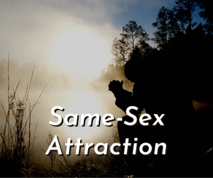That Jesus Podcast: Same-Sex Attraction