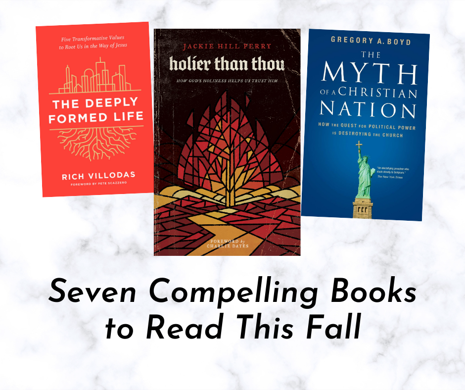 Seven Compelling Books to Read This Fall