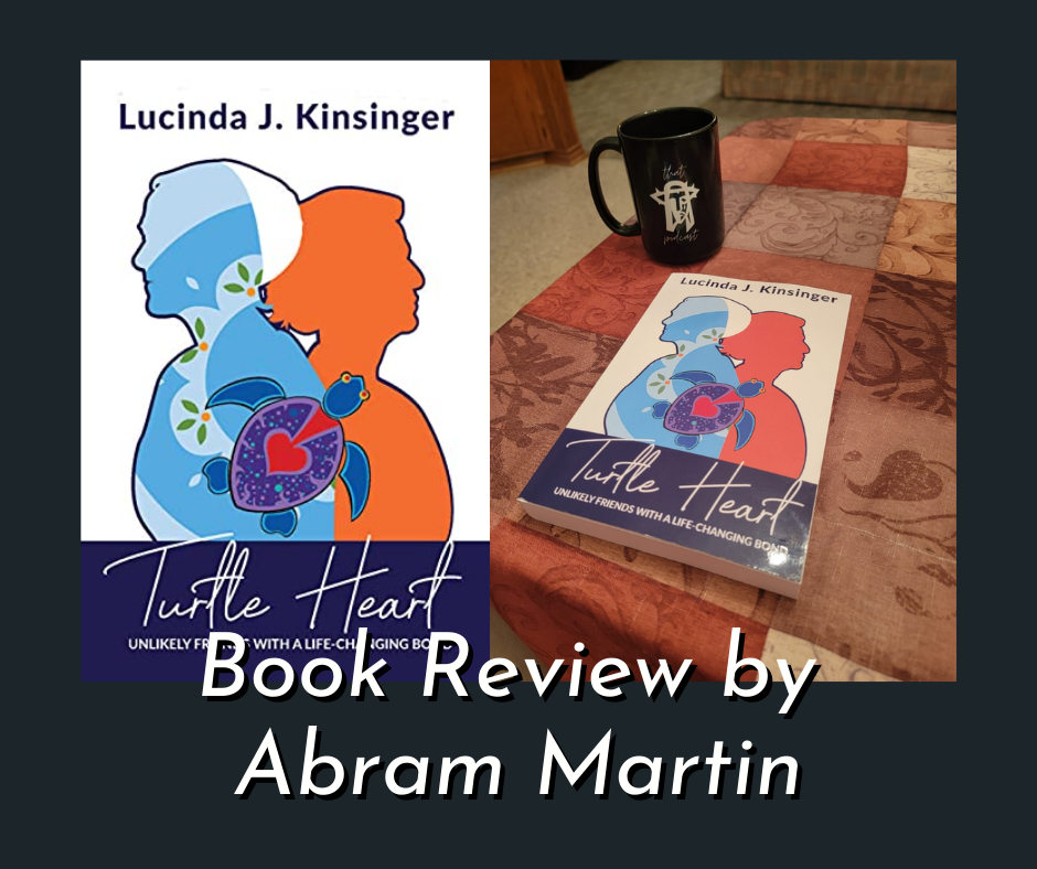 Turtle Heart by Lucida Kinsinger: Interview and Review
